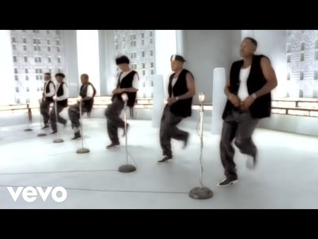 New Edition - Hit Me Off (Official Video)