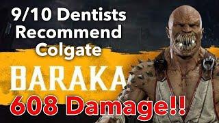 MK11 Baraka Combo Video [Mortal Kombat 11]