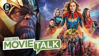 Avengers: Endgame Trailer Manipulation: OK or Not OK? - Movie Talk