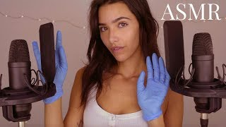 ASMR 1h Story Time: My University Experience (+Glove sounds, Sequin scratching) REUPLOAD