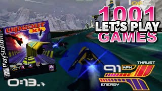Wipeout 2097 / Wipeout XL (PS1) - Let