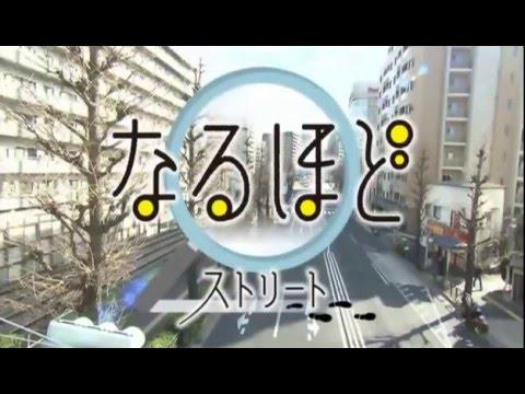 テレビ東京「なるほどストリート...