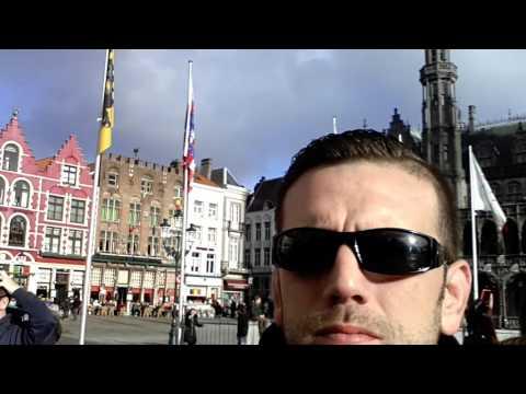 Brugge, Belgium City Center 2016