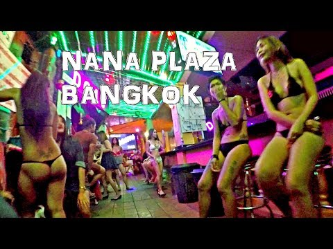 Nana Plaza Bangkok | World's Largest Adult Playground in Thailand HD
