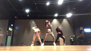 yg dancer did it on em dance choreography