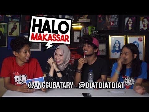 Download CINLOK KAH? Cast Film HALO MAKASSAR # Jarang Bikin Show