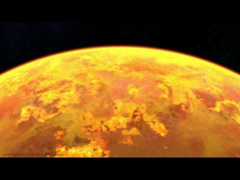 Unity3D Procedural Planets (Asset) - Hostile Planet - YouTube