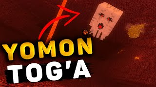 MINECRAFT #10 / YOMON TOG'A / UZBEKCHA LETSPLAY
