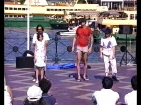 Stretch Mk1 Sydney Festival 1994 The Water Show Pa...