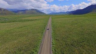 Scenes From the Arctic - Yukon Canada DJI Phantom 3 Drone