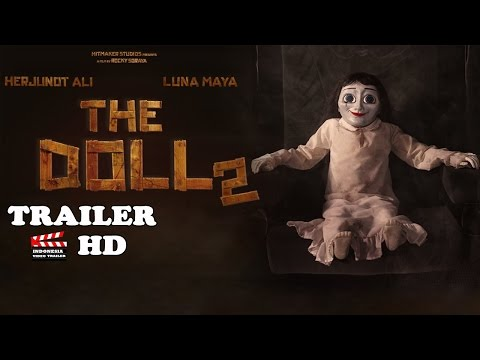 THE DOLL 2 MOVIE TRAILER HD