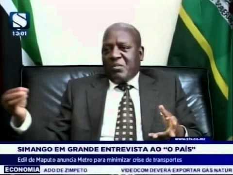 Maputo e Matola já têm plano de introdução de metro