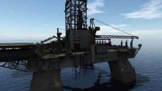 Секунды до катастрофы: Глубоководный горизонт. HD