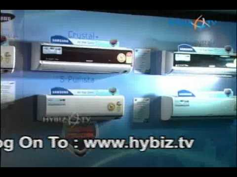 hybiz.tv - 2012 BEE star rated Split Air Conditioner