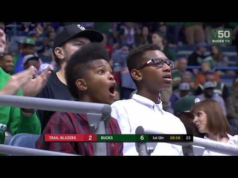 Complete Highlights: Giannis Antetokounmpo Career High 44 Points | 10.21.17