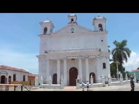 Visitando El Salvador