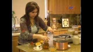 Samira's Kitchen # 32 Coconut Macaroons كعك جوز هند, Sesame  Cookies كعك سمسم,  Almonds Sweetmeat
