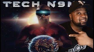 Tech N9ne - Planet | REVIEW