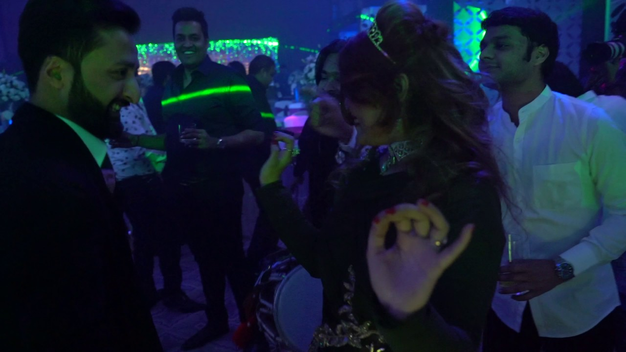 Q Events, Pune presents complete madness at Rohit & Kavita's Wedding after party