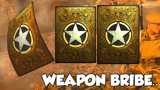 "x2 WEAPON BRIBES.. ""SOLIDER TRIPLE PLAY"" HEROIC SUPPLY DROP OPENING in COD WW2!"