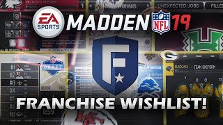Madden 19 Franchise Mode - Everything EA Needs (And Hopefully Won't Neglect) To Change (PT2)