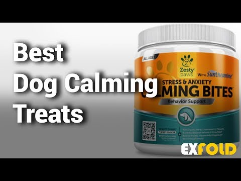 10 Best Dog Calming Treats with Review & Details - Which is the Best Dog Calming Treat? - 2019
