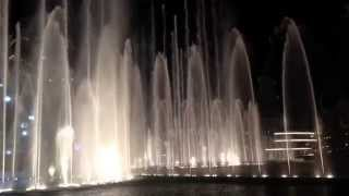 Nessun Dorma Burj Khalifa Fountain Dubai