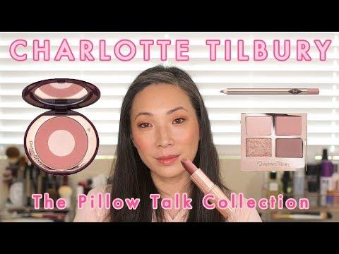 charlotte tilbury pillow talk collection