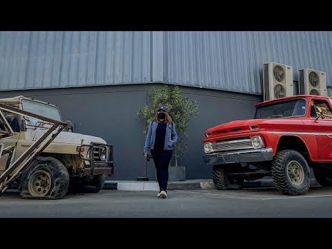 Classic Cars Gallery Cinematic B-Roll | Alserkal Avenue, Dubai | Shot on iPhone12 Mini