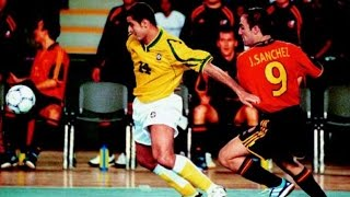 Brazil v. Spain - Futsal World Cup FINAL 2000 - HIGHLIGHTS