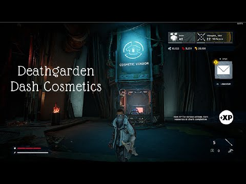 Deathgarden Dash GamePlay And New Cosmetics