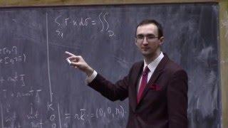 Formula Gauss-Ostrogradski, Alexandru Negrescu, Universitatea Politehnica din Bucuresti