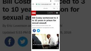 My thoughts on Bill Cosby