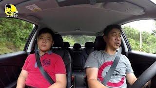 納智捷S3龐德大瑋父子試駕乘跨世代評論