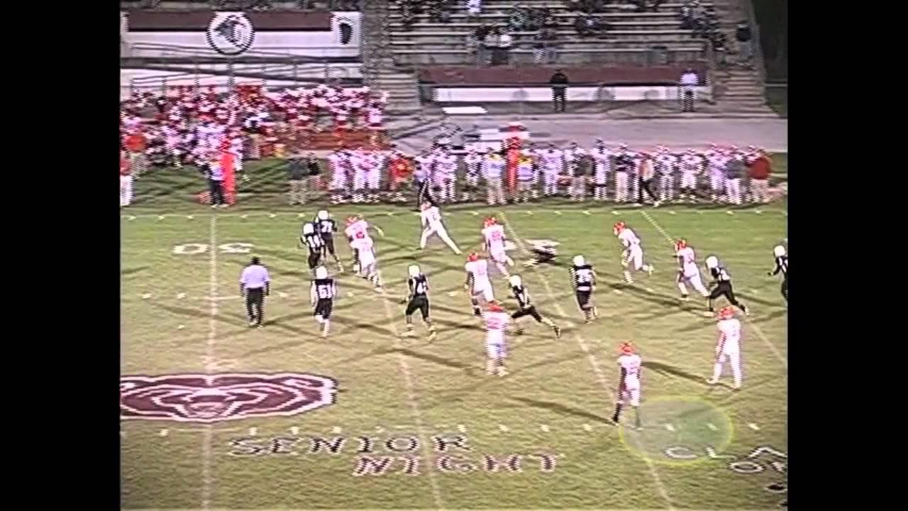 Marvin Bracy football highlights