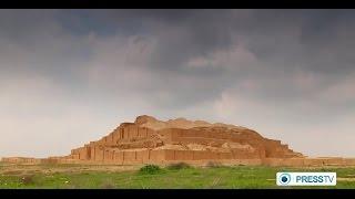 Iran Chogha Zanbil Ziggurat زيگورات چغازنبيل شوش استان خوزستان