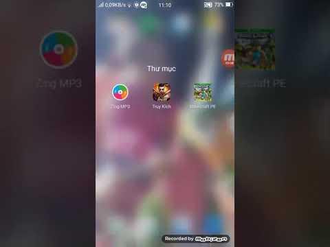 Cách tai minecraft pc trên điện thoại