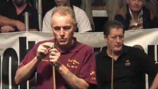8BallTV Mark Williams VS Steve Grey FRAME 1 ANZAC 2007