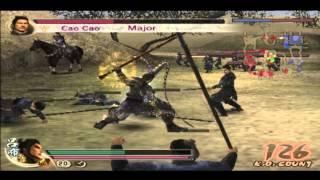Dynasty Warriors 5 - Lu Bu (chaos) Part 1