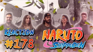 Download Naruto Shippuden - Episode 178 - Iruka's Decision - Group Reaction