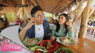 Weekend List - Marsya dan Shinta jalan-jalan ke Bandung