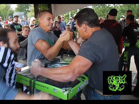 [NBK] | Professional Armwrestling | MN State 2017 PART 3