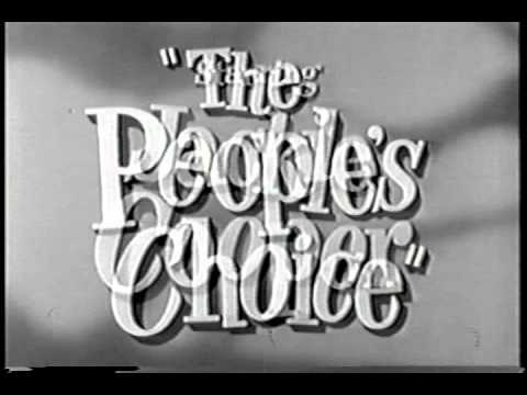 PEOPLE'S CHOICE opening credits NBC sitcom