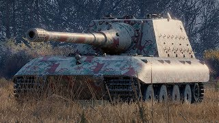 World of Tanks Jagdpanzer E100 - 7 Kills 10,8K Damage