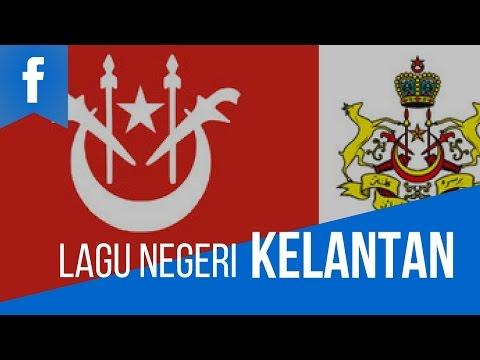 Lagu Negeri Kelantan