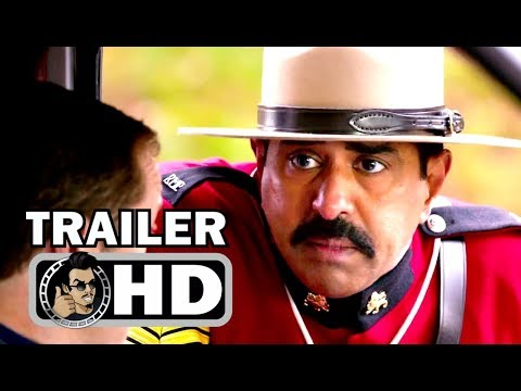 SUPER TROOPERS 2 Official Red Band Trailer #2 (2018) Broken Lizard Comedy Movie HD