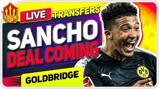 Sancho Transfer Coming! Kounde for 70 Million? Man Utd News