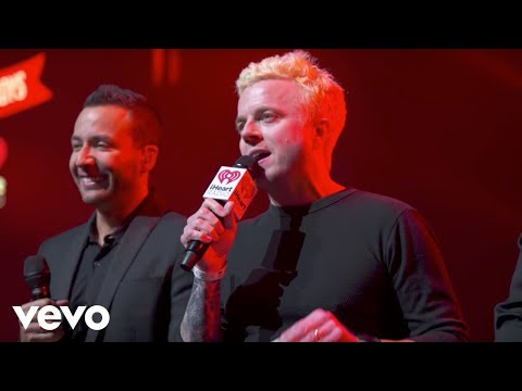 Backstreet Boys - What happens in Vegas Q&A  on the Honda Stage at iHeartRadio Theater LA