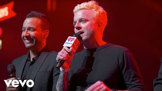 Backstreet Boys - What happens in Vegas (Q&A live on the Honda Stage at iHeartRadio Theater LA)