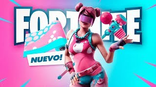 NEW SKIN *BOMBAR CHICLE* IN THE STORE OF FORTNITE!!
